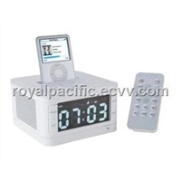 ipod player with alarm clock