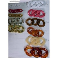 jewelry plastic link chain