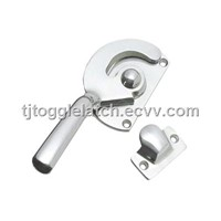 mechanical stainless steel door metal handle