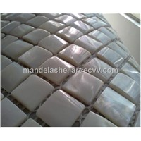 mother of pearl tile/shell mosaics/mosaic floor/tile designs