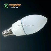 new 4W LED Candle Bulbs E14 led lamps 260-280lm high brightness