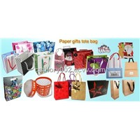 paper gift boxes, paper bags, shopping bags, picture albums