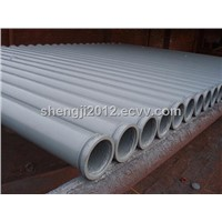 "pipe fittings DN125 5"" ST52 Schwing Concrete Pump Pipe"