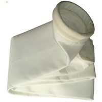 punched felt Filter bag for dust collection