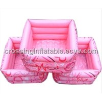 pvc inflatable  foot basin manufacturer