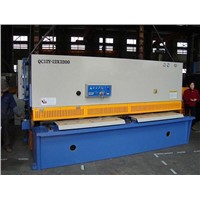 Sheet Cutting Machine / Manual Sheet Shearing Machine / Stainless Steel Cutting Machine