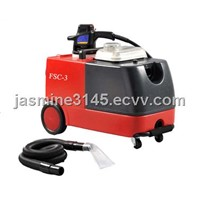 spray cleaning machine