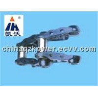track chain link for excavator and bulldozer space part