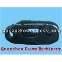 Track Chain Link for Excavator Undercarriage Parts