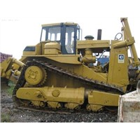 used bulldozer good working condition CAT D8L
