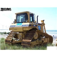 Used Caterpillar Bulldozer Heavy Construction Equipment