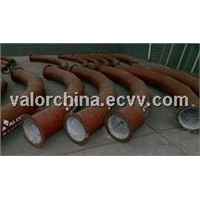 VALOR wear-resistant bend/PIPE