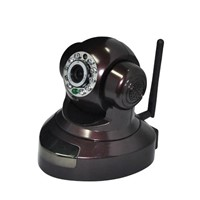 with WIFI and IR ,wireless IP camera (IP-CMOSW-J8028A)