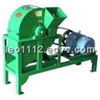 wood log crusher