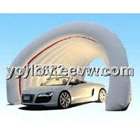 Cheap Inflatable Car Garage or car Cover