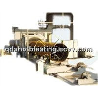 shot blasting machine manufactuers