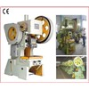16 Ton Fixed Table Punching Presses, Power Punch Press, Fixed Table Gearing Press Machine