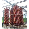 High efficient spiral chute made in china