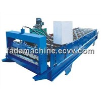 15-225-900 Wall and Roof Panel Forming Machine