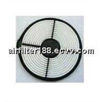 17801-87717 Toyota Car Air Filter China Supplier/TOYOTA AIR FILTER 17801-87717