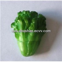 1GB-32GB Hot Green Vegetable Shaped USB Flash Memory Drive
