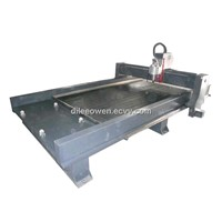 Auxiliary Feed CNC Marble Engraving Router Single Head Dilee 1325 Scj