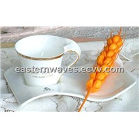 High Quality Bone China Coffee Cup  EW2301