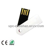 Hot Gifts Super Slim Swivel USB Drive