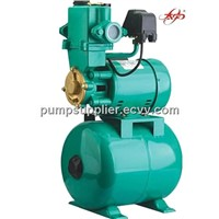 Jet automatic series Stainless steel water pump with pressure tank