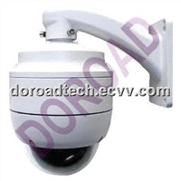 Outdoor IP/ Network PTZ High Speed Dome Camera / Outdoor IP Camera / CCD Camera 420TVL
