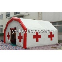 Outdoor Inflatable Medical Tent for Emergency Disaster