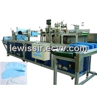 PP Nonwoven Surgical Cap Making Machine