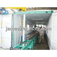 Pipe Logistics Transportation System for Bevel Cutting Machine