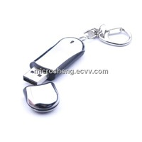 Promotional USB Flash Drive with Key Chain