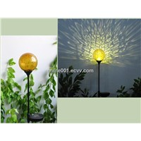 Solar Landscape Light,1pcs White LED Lamp,NICD or NIMH Battery,Solar Panel