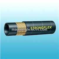 Steel Wire Braid Hydraulic Hose