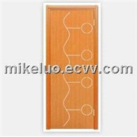 Top quality PVC door with beautiful designs
