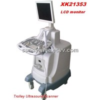 Trolley Ultrasound Scanner/Ultrasonic Diagnostic Equipments