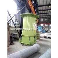 Vertical Vibration Casting Cement Pipes Making Machine
