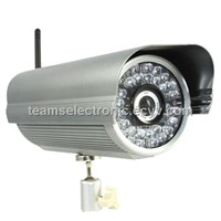 Waterproof IP camera with 802.11 WIFI, Maxium 32G SD card storage