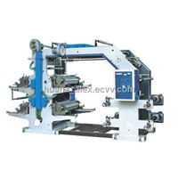 YT Series Four Color Flexo Printing Machine