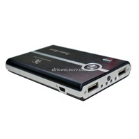 10000mAh portable bettery mobile power Q-428 for iPhone, iPod, Android