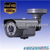1080p Outdoor Infrared Bullet Camera with Cut-Proof Bracket (FS-SDI158-T)