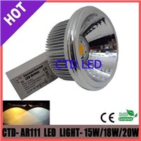 10W 12W 15W 20W LED AR111 Down Light LED