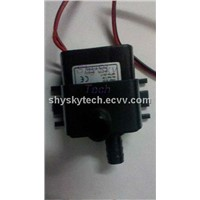 12V Mini Water Circulation Pump DC30A1230, Low Noise, For Aquarium Pumping/PC Cooling/Table Fountain