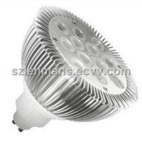12W LED PAR38 Spotlight for Grand Hall Lighting