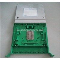 12 Ports FTTH SC fiber optic splice tray