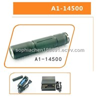 14500 CREE Aluminum mini led torch light for daily use