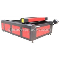 150W Laser Tube 1300x2500mm CNC Laser Cutting Equipment For Heavy Industry Dilee 1325 JGJ