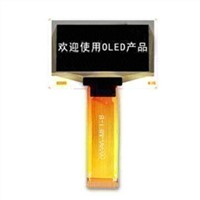 1.54-Inch OLED Display Module 128x64 White Color